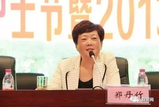 """中纪委通报安徽女厅官 首次用""""缺乏定力""""表述"""