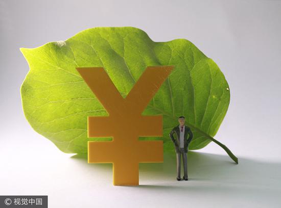 绿色债券(图片起源:视觉中国)