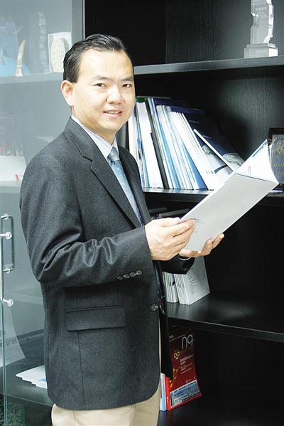 刘兴胜:开拓高功率半导体激光器产业