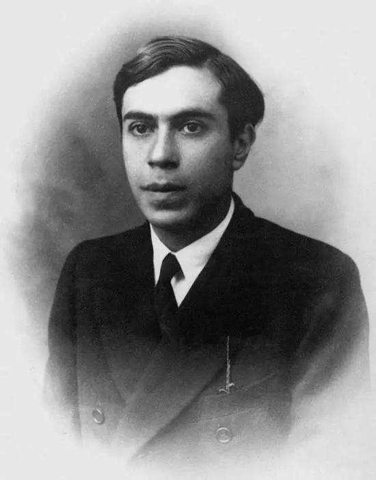 ▲意大利理论物理学家埃托雷·马约拉纳。