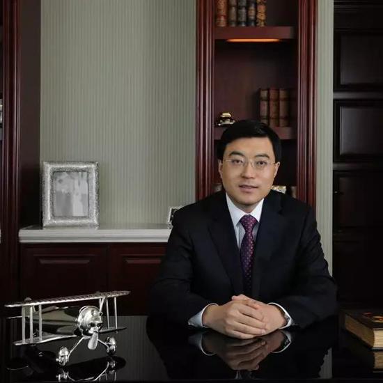 2017中国网络媒体足球精英赛组委会名誉主席、全国政协委员、伊利集团董事长、总裁潘刚