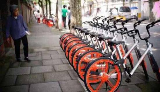 共享单车新规发布:禁止向未满12岁儿童提供服务