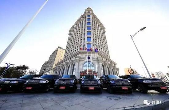 榆和饭店(图片来自第三方酒店预订服务商网站)