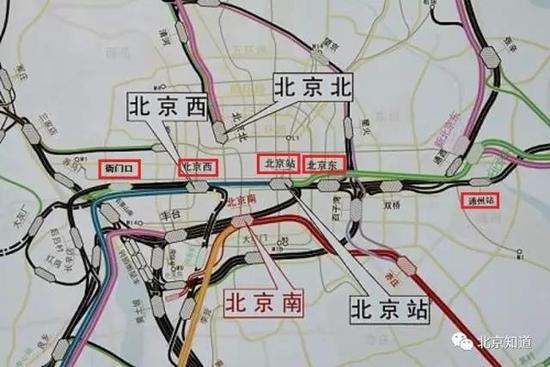 副中央线北京西站至通州站一段建设情形早有公然报道,为知足从市中央至副中央在早晚岑岭职工通勤的需求。