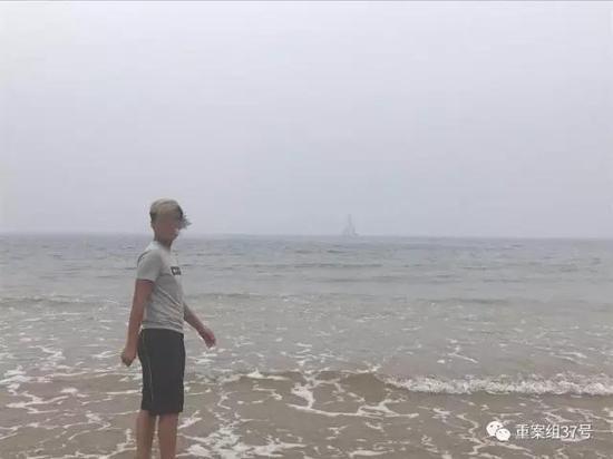 ▲18岁少年李傲生前的照片。 家属供图