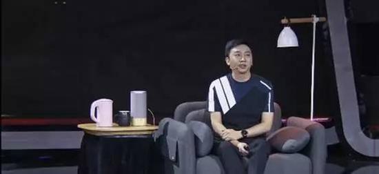 △图:出门问问CEO李志飞。