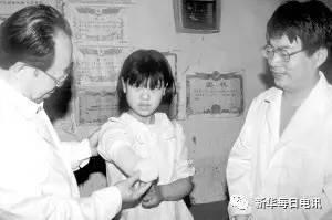 杨晓霞(中)