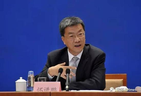 前天津市委副书记进京升正部级