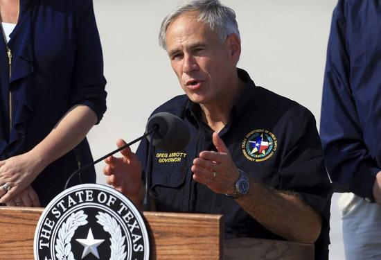 飓风哈维重创美国得州 州长:重建恐需千亿美元