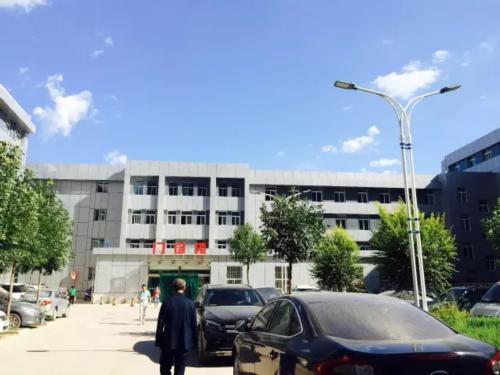 榆林市第一医院绥德院区 周甜 / 摄