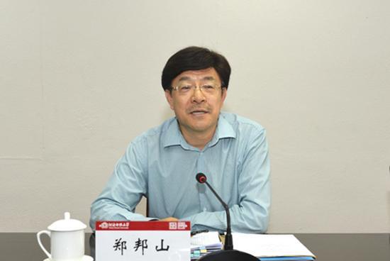 赵国祥任河南师范大学党委书记 陈广文任副书记