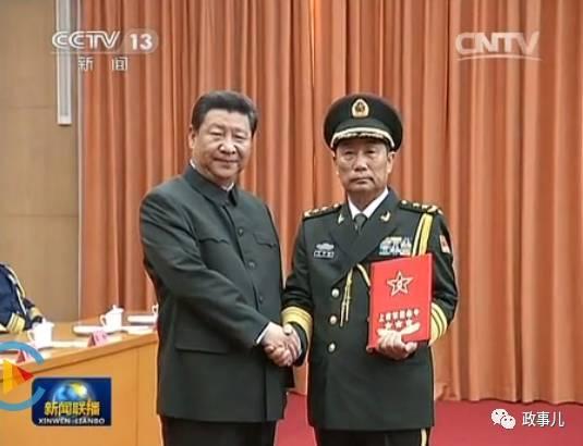 """在2015年""""9・3""""阅兵时,刚刚晋升上将两个月的宋普选,担任阅兵式总指挥。"""