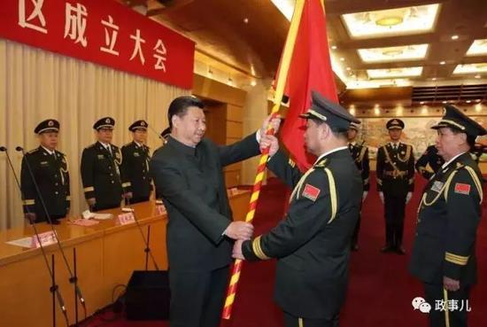 宋普选任后勤保障部部长 曾任9・3阅兵式总指挥