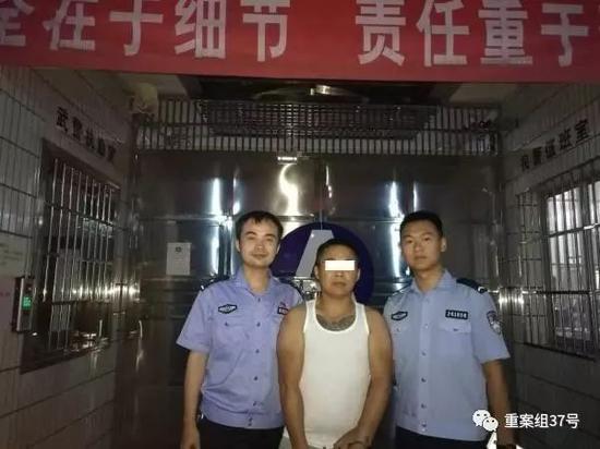 ▲主犯鄧海峰現已經被公訴至法院。   警方供圖