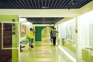 牛街地下文化馆。北京晨报记者 姜浩波/摄