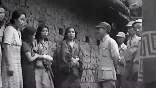 """▲""""慰安妇""""成绩始终是中日、日韩关联的一年夜阻碍。(美国国度档案馆)"""