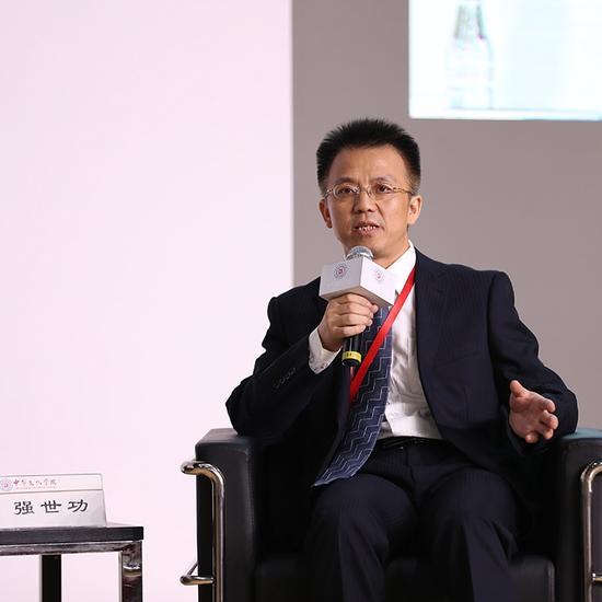 北京大学港澳研究中央副主任强世功