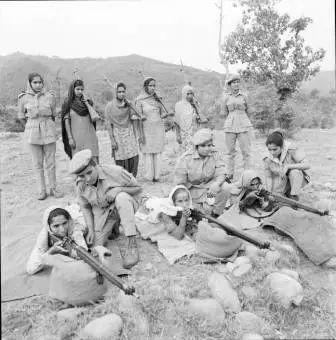 SSB训练当地民兵