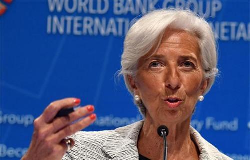 国际钱币基金组织(IMF)总裁拉加德