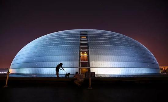北京重大节日景观照明即将开启!夜景