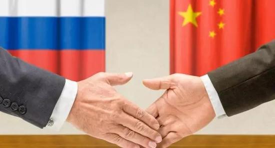 ▲中俄能源合作值得期待。(俄罗斯卫星通讯社)