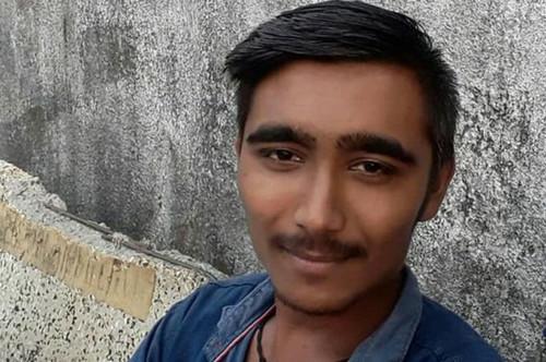 被围殴致死男子索兰基(图源:BBC)