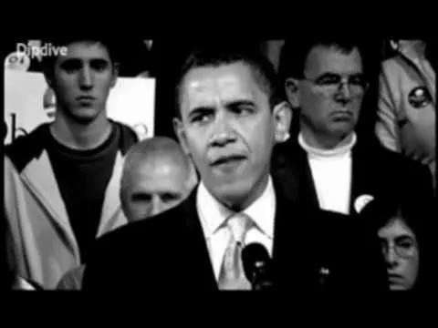 ▲资料图片:奥巴马2008年竞选电视广告(YouTube)