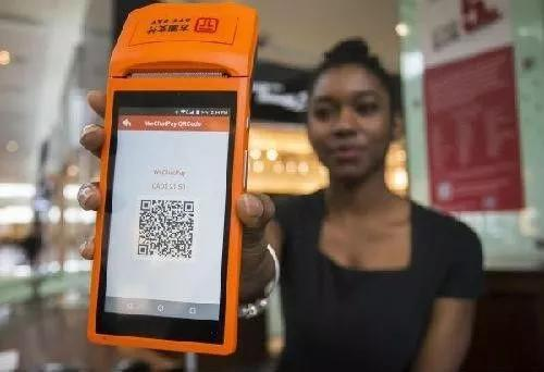 ▲资料图片:今年5月起,加拿大大型购物商场多伦多约克戴尔购物中心开通了微信支付。