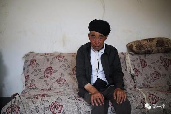 △ 郭普全在泥觉村当代课老师的月工资最早是60元,他觉得艰苦,后辞去教职。