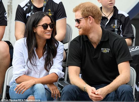 哈里王子和女友