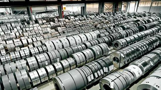 三井物产之部门钢铁制品 图片泉源:三井官网