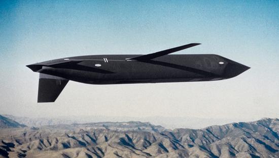 美国曾在上世纪80年代研制和装备了AGM-129A隐身巡航导弹。