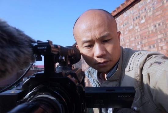 纪录片《寻找手艺》导演张景。受访者供图