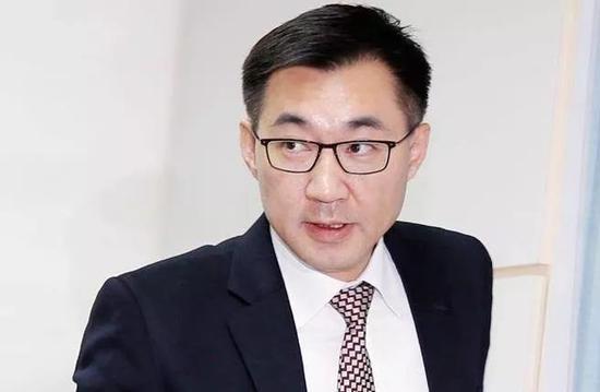▲国民党民意代表江启臣(台湾《中国时报》)