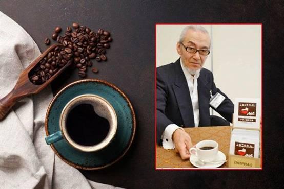 不含咖啡因 日本老人用100%大蒜制成咖啡(图)
