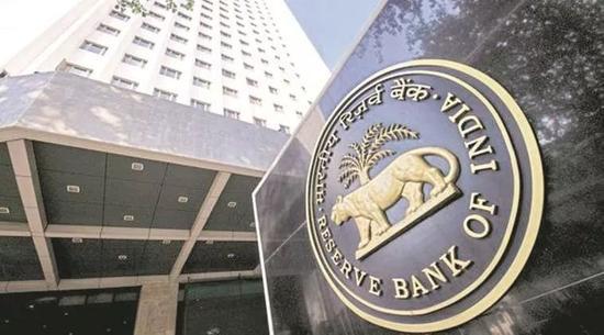 ▲印度储蓄银行(《印度快报》)