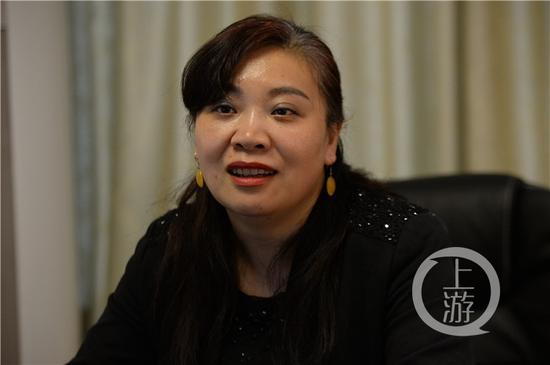 重庆市客运索道有限公司董事、总司理孔德兰