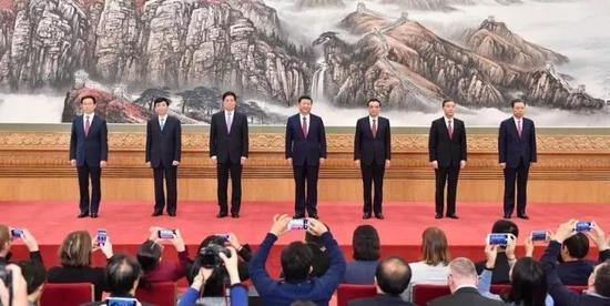 从10月25日新一届中央领导集体正式亮相,到周日29号,短短5天,大新闻一个接一个...[详细]