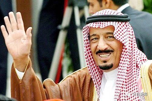 沙特国王萨勒曼(资料图)