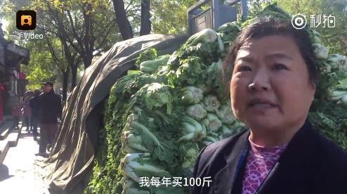 北方网友看到后也表示很震惊:冬天白菜那么好吃,你们竟然不囤白菜?