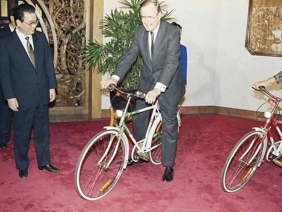 盘点前7位美国总统访华之旅:有哪些趣闻?