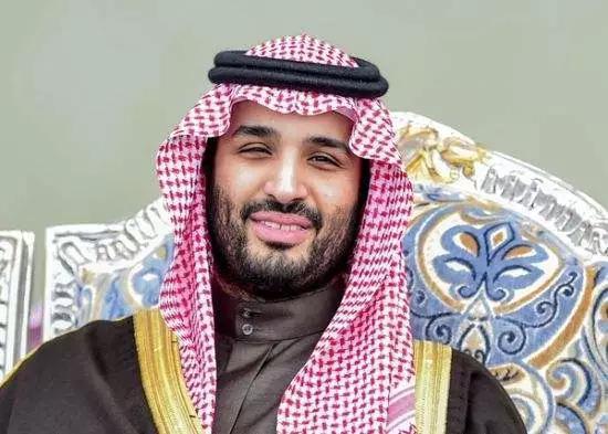"""沙特王储最近可谓是出尽了""""风头""""。"""