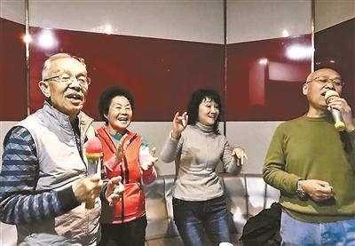老年人已成为KTV白天场主力