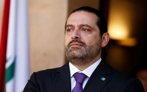 黎巴嫩总理哈里里