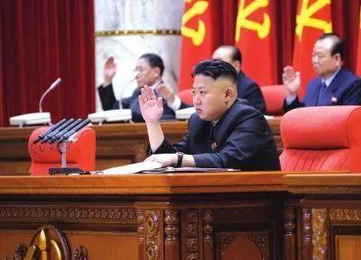 除了金正恩,政治局其他成员如下<span class=