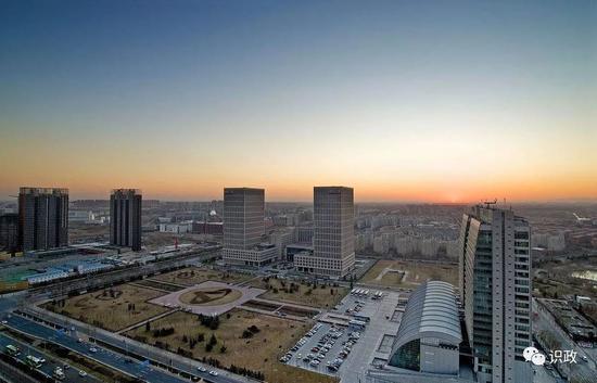 ▲ 资料图:北京经济技术开发区
