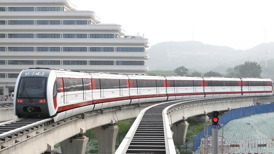 北京首条磁浮将开通 一条线路为何耗时18年
