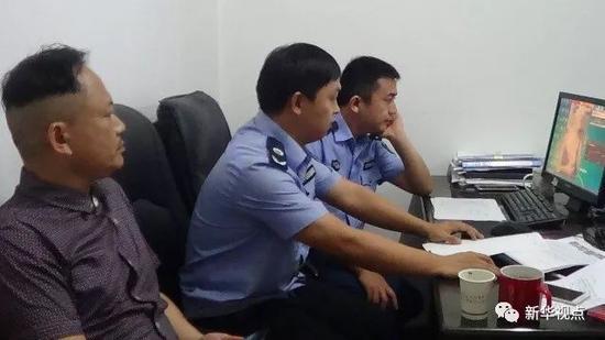 岳阳市文化市场综合执法局网络执法人员先期取证