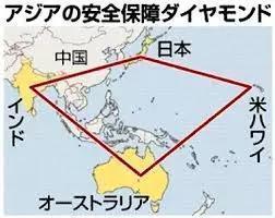 """▲安倍的""""钻石圈构想"""""""