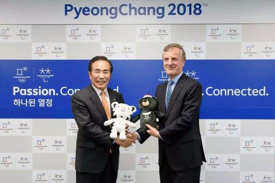 ▲平昌冬奥会将于2018年2月9日至2018年2月25日在韩国平昌举行。